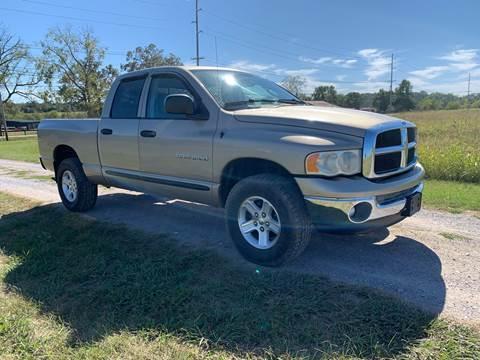 2003 Dodge Ram Pickup 1500 for sale in Corryton, TN