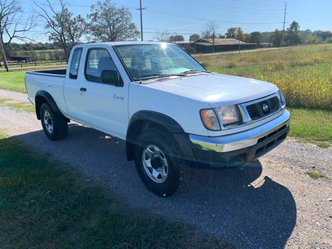 1998 Nissan Frontier for sale in Corryton, TN