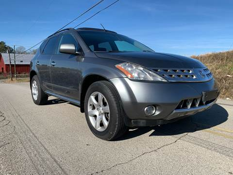 2007 Nissan Murano for sale in Corryton, TN
