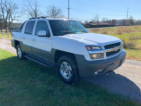 2002 Chevrolet Avalanche for sale in Corryton, TN