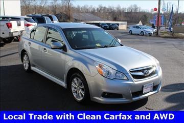 2012 Subaru Legacy for sale in Lynchburg, VA