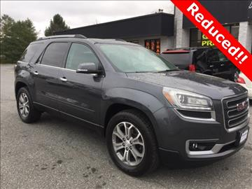 2014 GMC Acadia for sale in Lynchburg, VA