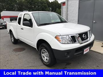 2016 Nissan Frontier for sale in Lynchburg, VA