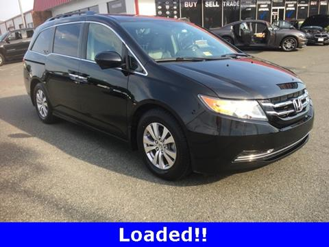 2014 Honda Odyssey for sale in Lynchburg, VA