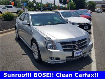 2010 Cadillac CTS for sale in Lynchburg, VA