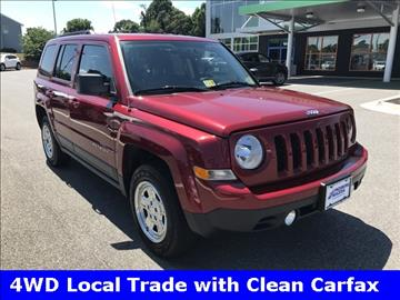 2014 Jeep Patriot for sale in Lynchburg, VA