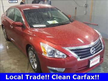 2013 Nissan Altima for sale in Lynchburg, VA