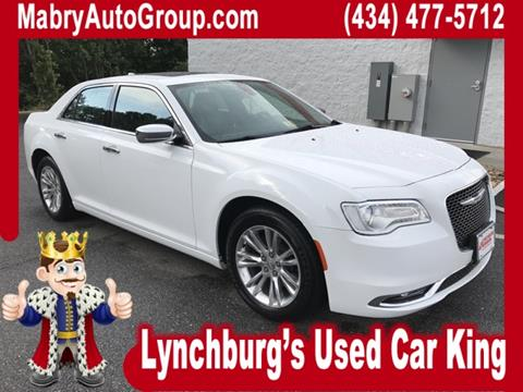 2016 Chrysler 300 for sale in Lynchburg, VA
