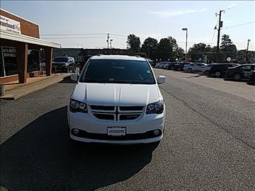 2017 Dodge Grand Caravan for sale in Lynchburg, VA