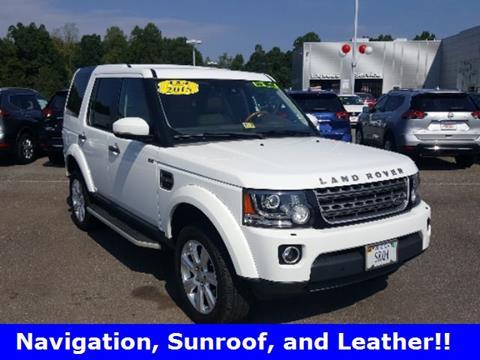 2015 Land Rover LR4 for sale in Lynchburg, VA
