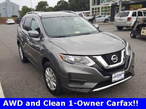 2017 Nissan Rogue for sale in Lynchburg, VA