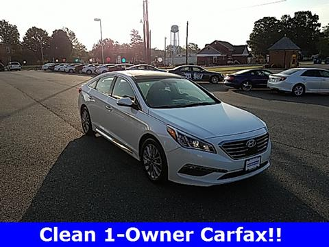 2015 Hyundai Sonata for sale in Lynchburg, VA