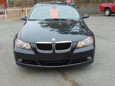 ... 2007 BMW 3 Series