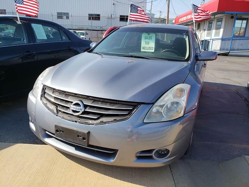 2012 Nissan Altima 2.5 4dr Sedan   North Little Rock AR