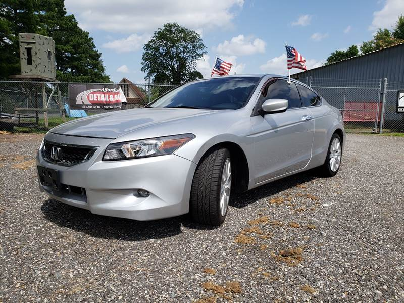 2008 Honda Accord EX L V6 2dr Coupe 5A   North Little Rock AR