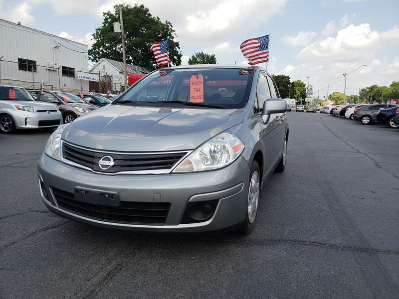 2010 Nissan Versa 1.8 S 4dr Sedan 4A In North Little Rock AR - Lease ...