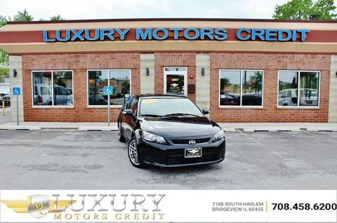 2013 Scion tC for sale at Luxury Motors Credit Inc in Bridgeview IL