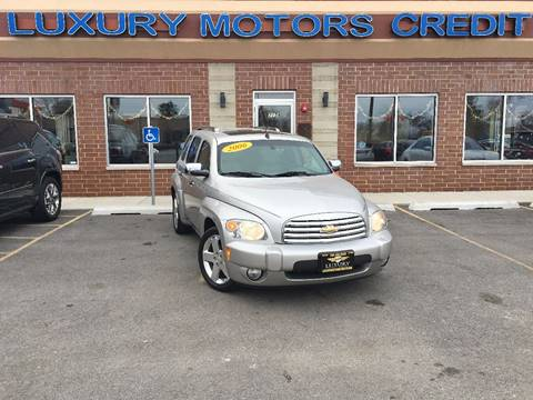 2006 Chevrolet HHR for sale at Luxury Motors Credit Inc in Bridgeview IL