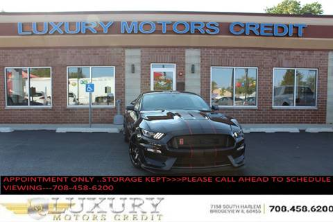 2017 ford mustang for sale in bridgeview il for Luxury motors bridgeview il