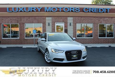 2014 Audi A6 for sale in Bridgeview, IL