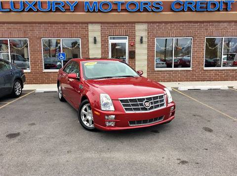 2009 Cadillac STS for sale at Luxury Motors Credit Inc in Bridgeview IL