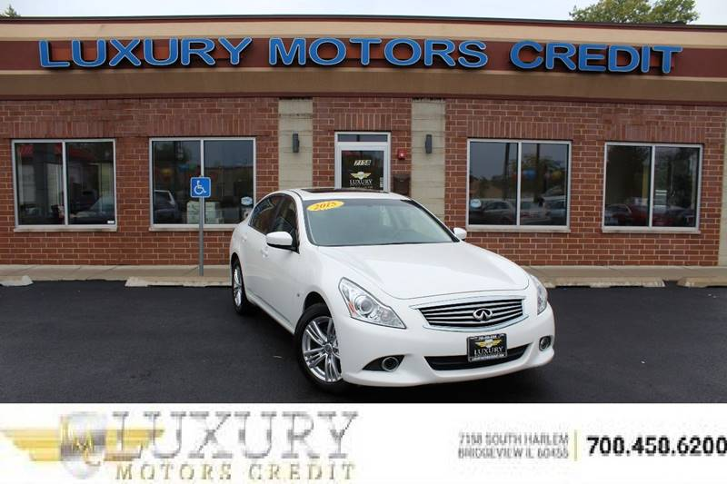 Luxury motors credit used cars bridgeview il dealer for Luxury motors bridgeview il