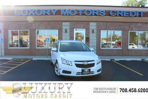 2012 Chevrolet Cruze for sale in Bridgeview, IL