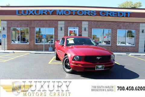 2006 Ford Mustang for sale in Bridgeview, IL