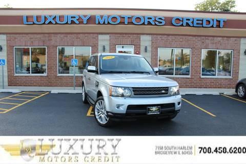 2010 Land Rover Range Rover Sport for sale in Bridgeview, IL