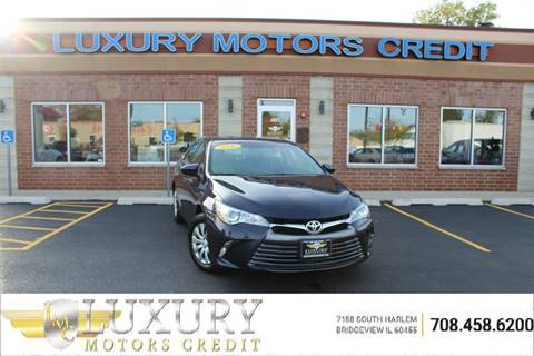 Toyota for sale in bridgeview il for Luxury motors bridgeview il