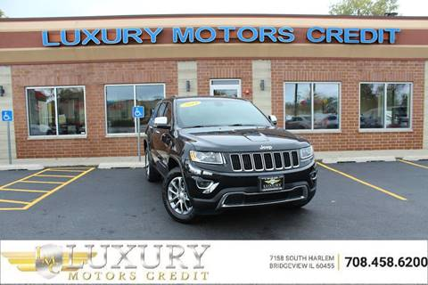 Used jeep for sale in bridgeview il for Luxury motors bridgeview il
