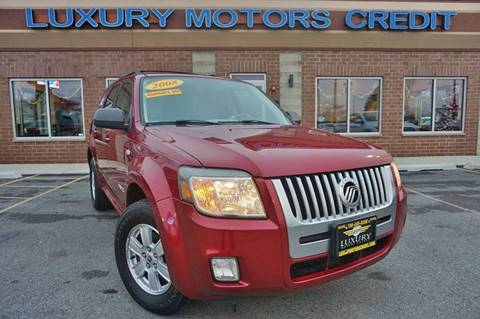 2008 Mercury Mariner for sale at Luxury Motors Credit Inc in Bridgeview IL