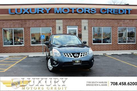 Nissan for sale in bridgeview il for Luxury motors bridgeview il