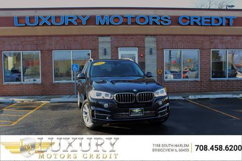 Used bmw for sale in bridgeview il for Luxury motors bridgeview il