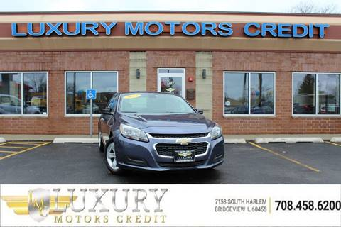 Used chevrolet for sale in bridgeview il for Luxury motors bridgeview il
