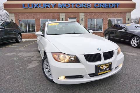 2006 BMW 3 Series for sale at Luxury Motors Credit Inc in Bridgeview IL