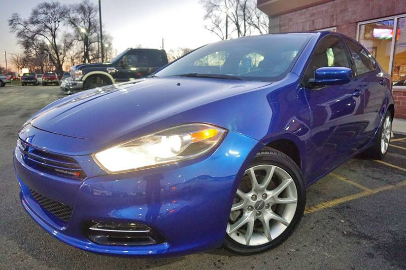 2013 dodge dart sxt 4dr sedan in bridgeview il luxury for Luxury motors bridgeview il