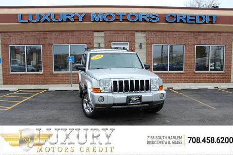 2006 Jeep Commander for sale in Bridgeview, IL