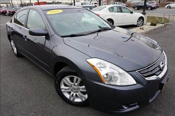 2012 Nissan Altima for sale at Luxury Motors Credit Inc in Bridgeview IL
