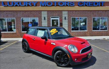 2010 MINI Cooper for sale at Luxury Motors Credit Inc in Bridgeview IL