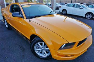 2008 Ford Mustang for sale at Luxury Motors Credit Inc in Bridgeview IL