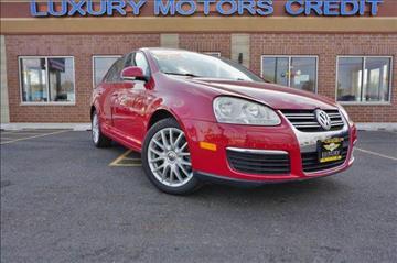 2009 Volkswagen Jetta for sale at Luxury Motors Credit Inc in Bridgeview IL