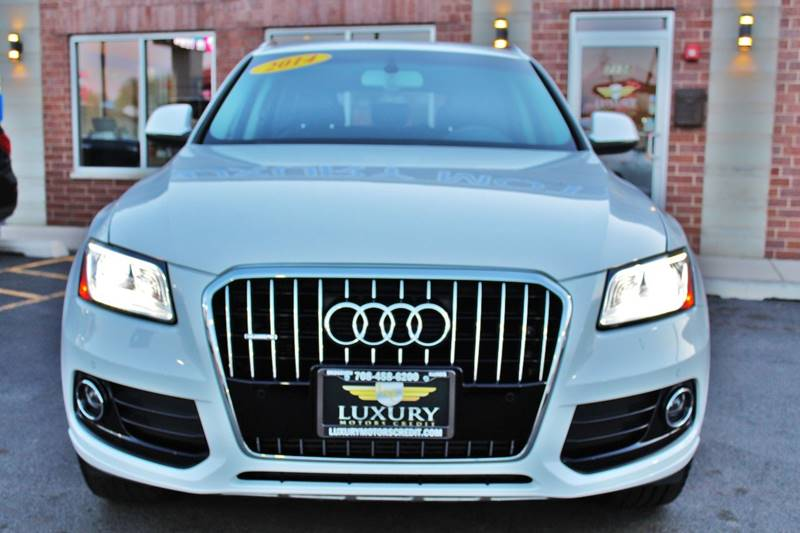 2014 audi q5 awd 2 0t quattro premium plus 4dr suv in for Luxury motors bridgeview il