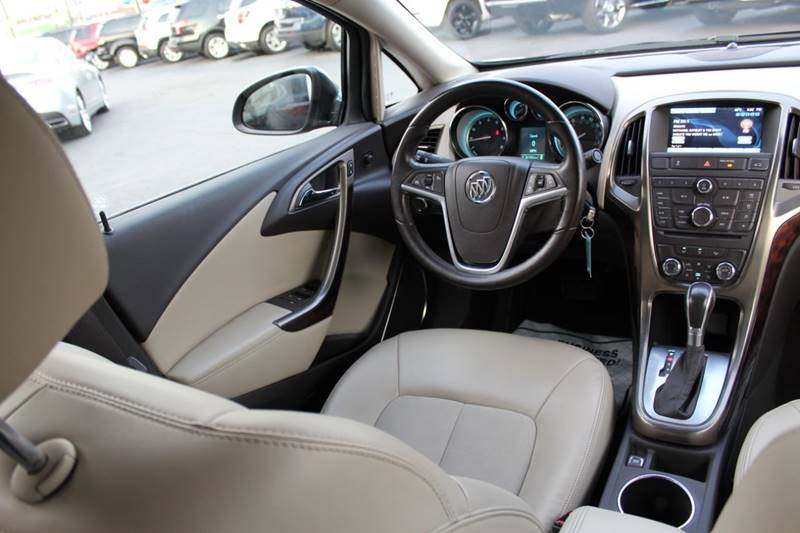 2015 Buick Verano 4dr Sedan In Bridgeview Il Luxury