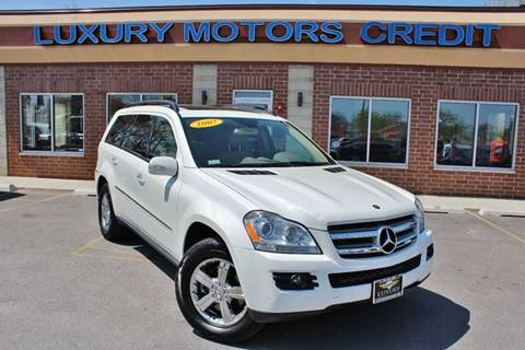 2007 Mercedes-Benz GL-Class for sale at Luxury Motors Credit Inc in Bridgeview IL