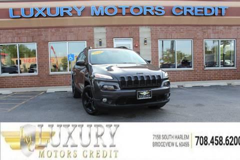 2016 Jeep Cherokee for sale in Bridgeview, IL