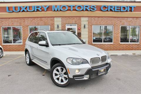 2009 BMW X5 for sale at Luxury Motors Credit Inc in Bridgeview IL