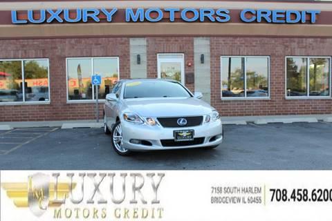2008 Lexus GS 450h for sale in Bridgeview, IL