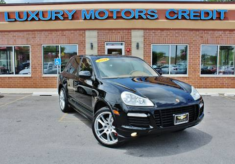 2009 Porsche Cayenne for sale at Luxury Motors Credit Inc in Bridgeview IL