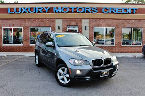 2007 BMW X5 for sale at Luxury Motors Credit Inc in Bridgeview IL